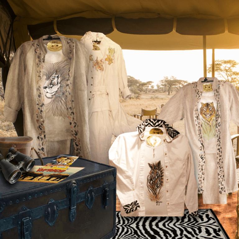 Safari Adventure Collection